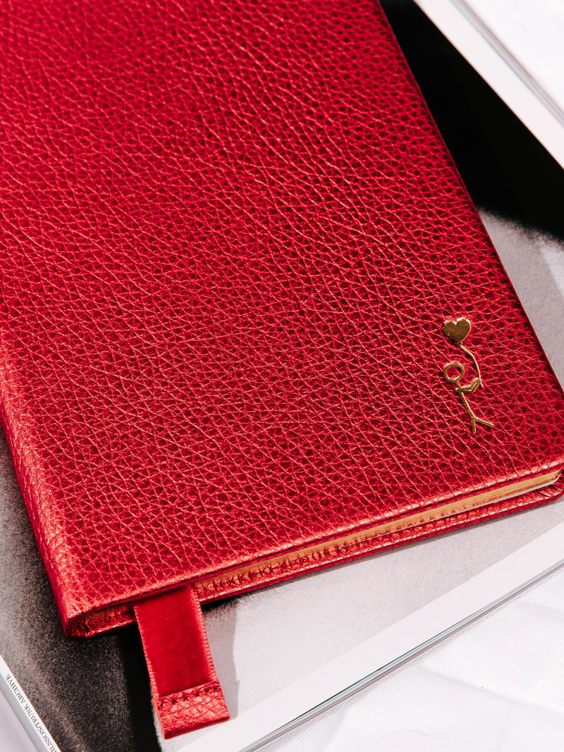 LOVE LEATHER NOTEBOOK