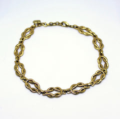 SMALL KNOT ANKLET