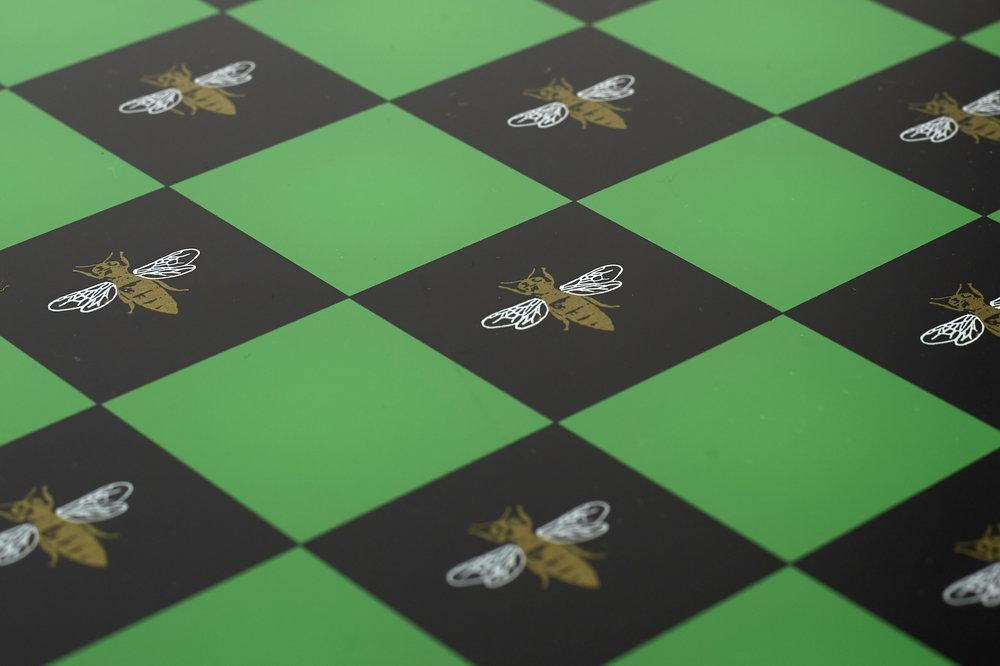 BEE CHESS BOARD