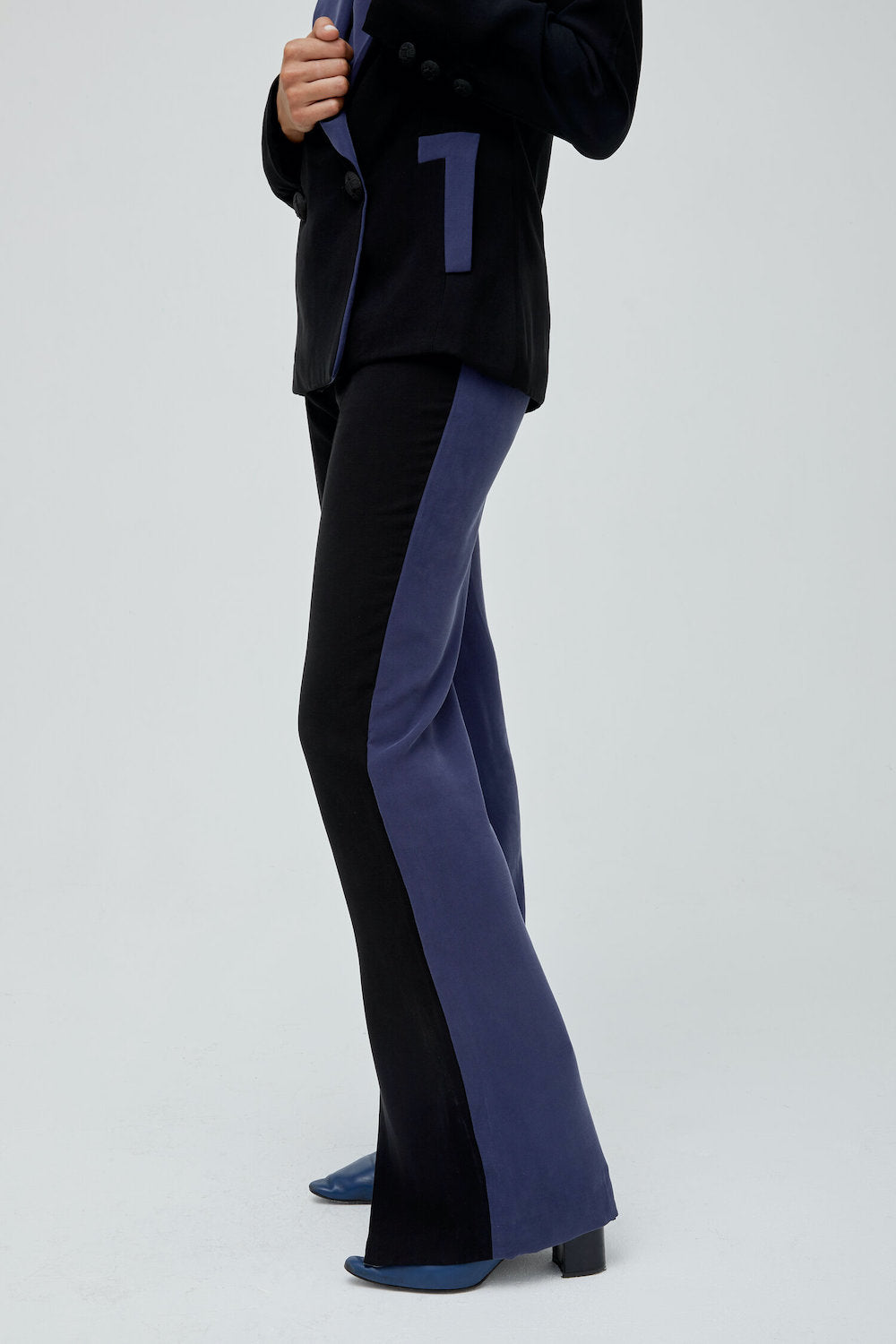 BLACK NEGRONI PANTS