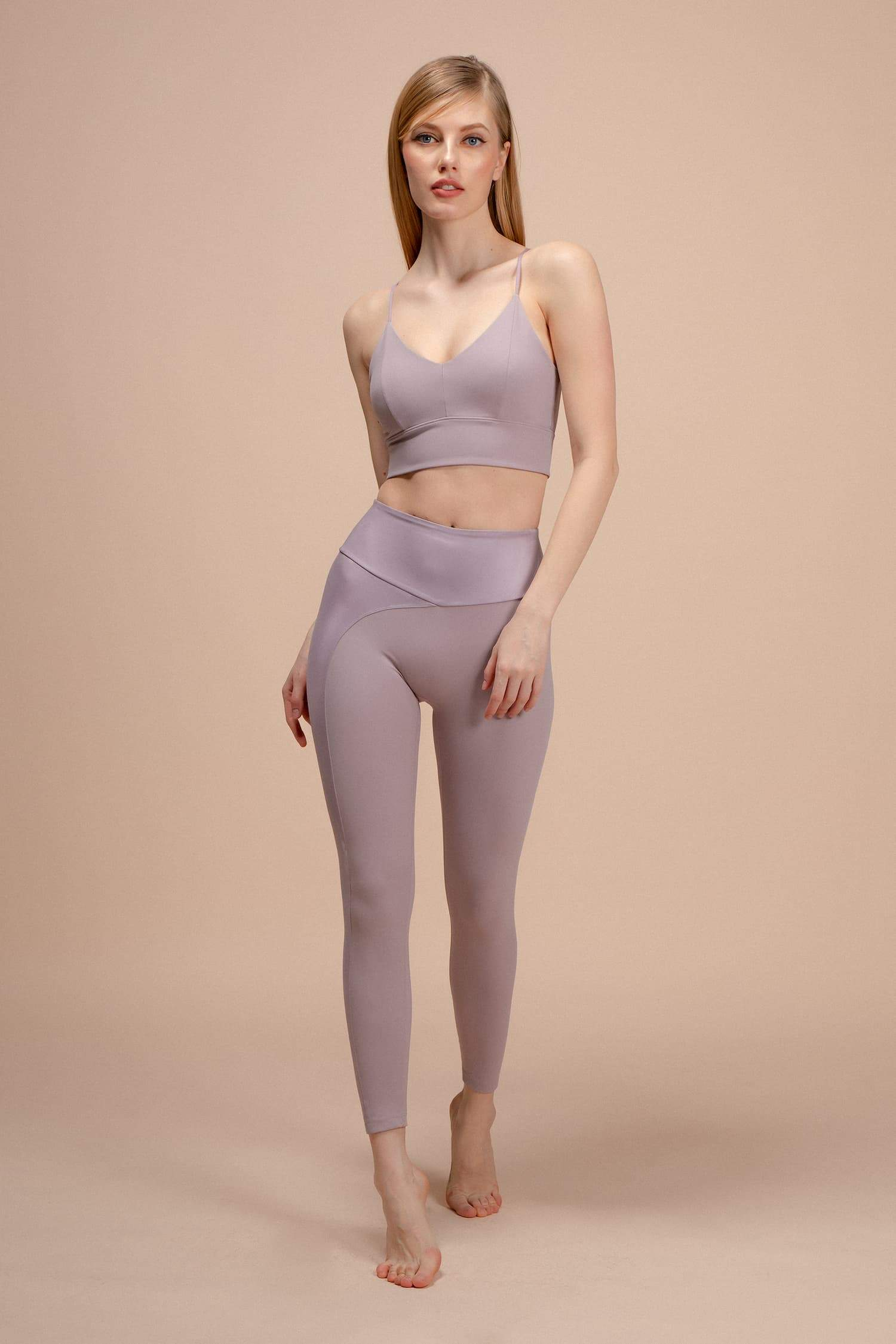 MAUVE AURORA LEGGINGS