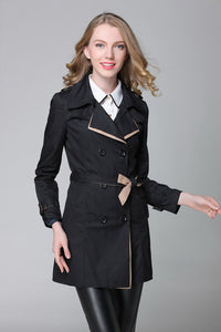 European Fall Trench Coat