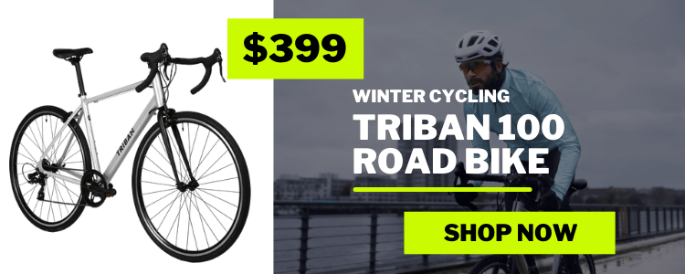 Winter Cycling Gear mobile banner