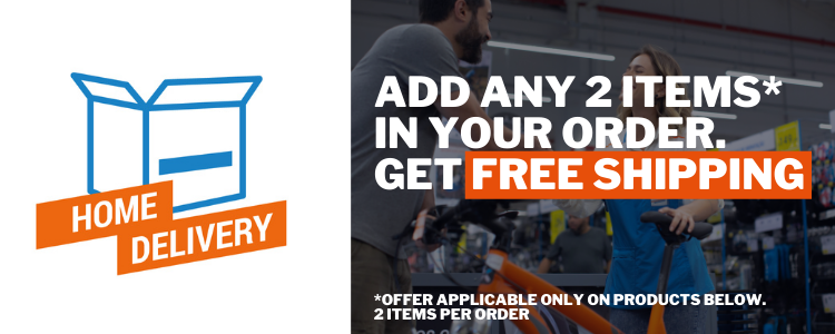 Buy Any 2 & Get Free Shipping mobile banner