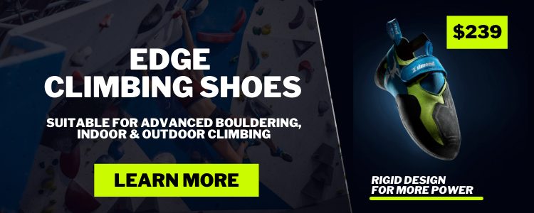 Climbing Shoes mobile banner