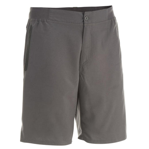 QUECHUA - NH 100 Men's Hiking Shorts