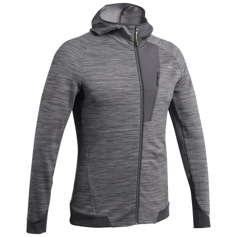 QUECHUA - MH 900 Men's Hiking Fleece Jacket