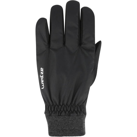 WEDZE - Fit Adult Warm Downhill Ski Gloves
