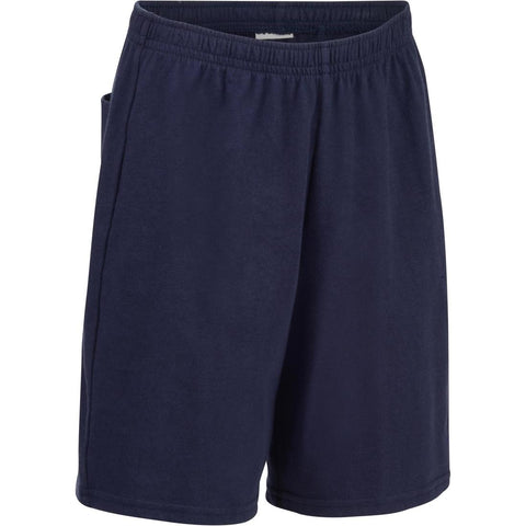 DOMYOS - 100 Boy's Comfortable Gym Shorts