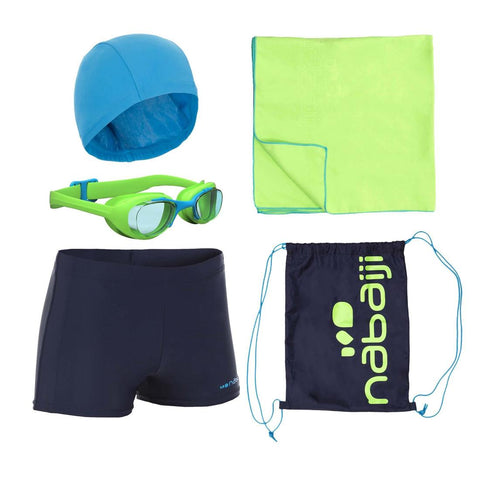 NABAIJI - B-Active+ Boy's Swimming Set