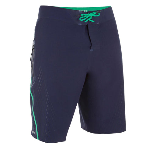 TRIBORD - Men's Long Boardshorts - XW16 - Nerves Green