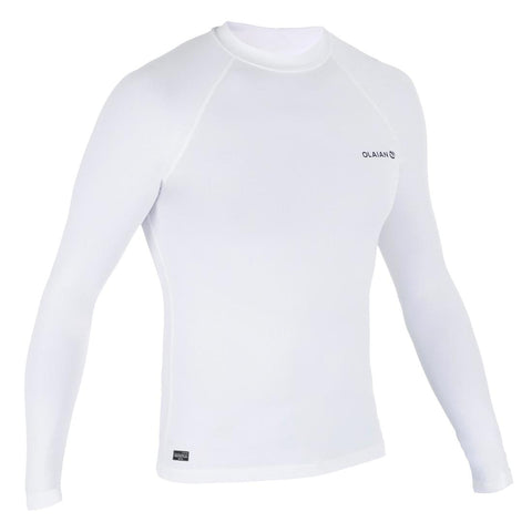 OLAIAN - 100 Men's Long-Sleeve Anti-UV Surfing T-Shirt