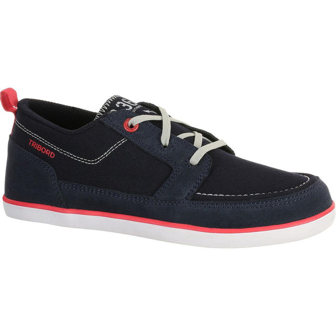 TRIBORD - Kostalde Kids Boat Shoes, photo 1 of 10