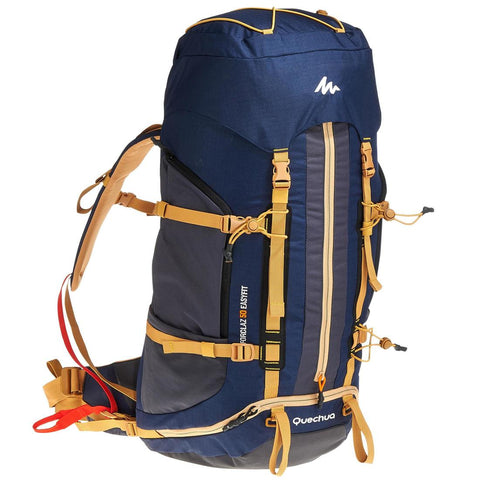 FORCLAZ - Easyfit Men's Trekking Backpack 50L