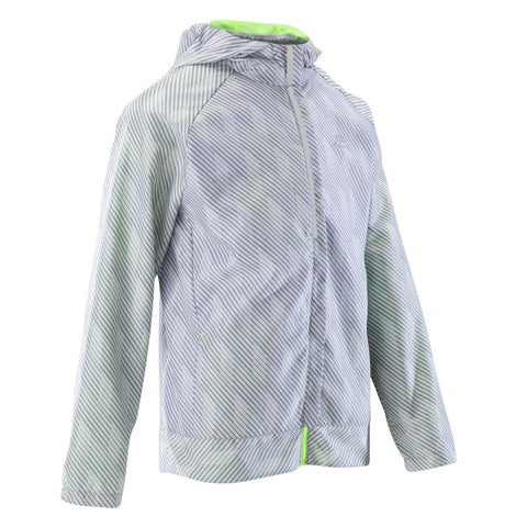 KALENJI - Rainproof Children's Athletics Jacket