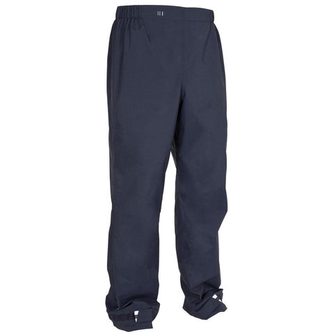 TRIBORD - 100 Men's Sailing Overtrousers - Blue