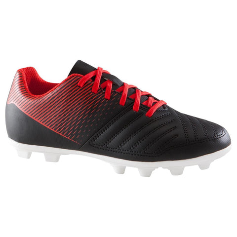 KIPSTA - Agility 100 FG Kids Dry Pitch Football Boots