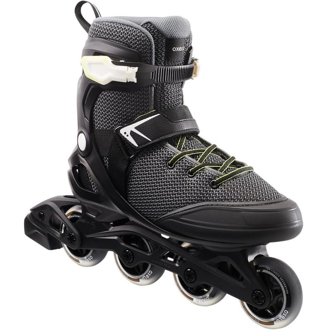OXELO - Oxelo Fit100 Women's Inline Fitness Skates, photo 1 of 14