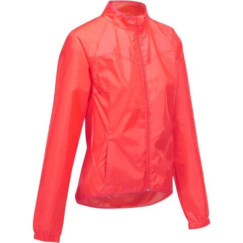 TRIBAN - Triban Rc 100 Women's Cycling Rain Jacket