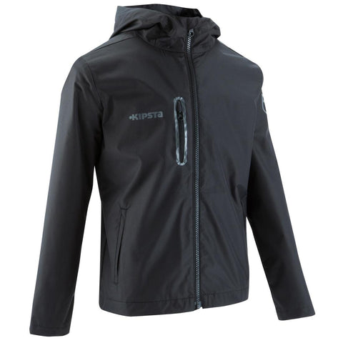 KIPSTA - T500 Kids Football Rain Jacket