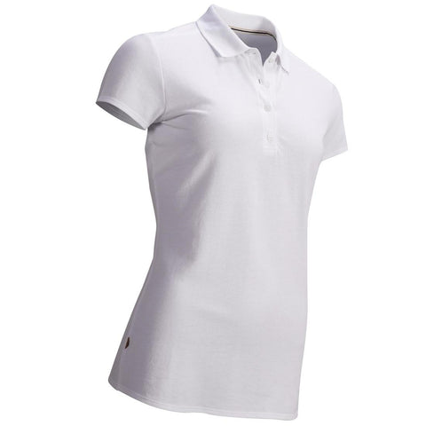 Women's Short-Sleeve Mild Weather Polo Shirt