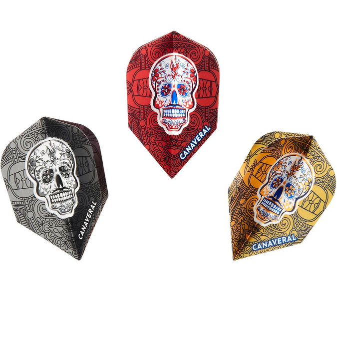 CANAVERAL - Standard Skulls Flights 3 x 3-Pack, photo 1 of 6