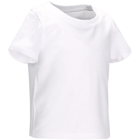 DOMYOS - 100 Baby Gym Short-Sleeve T-Shirt