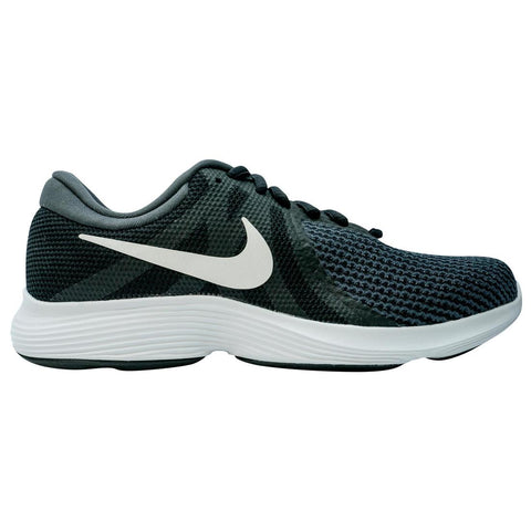 Nike Revolution 4 Women's Fitness Walking Shoes - Black/White