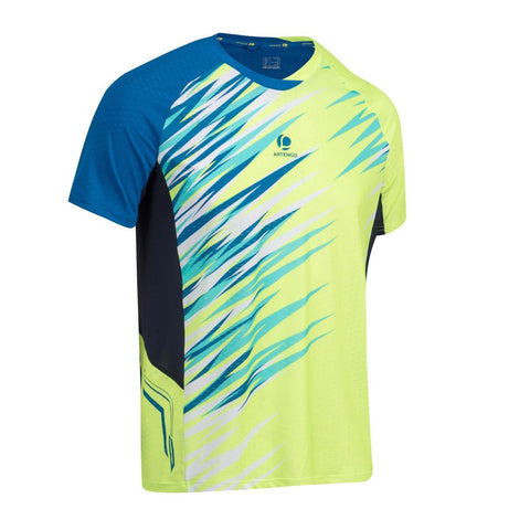 ARTENGO - 860 Men's Racket Sports Short-Sleeve T-Shirt