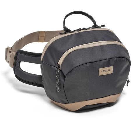 FORCLAZ - Travel Hiking Belt Bag 5L