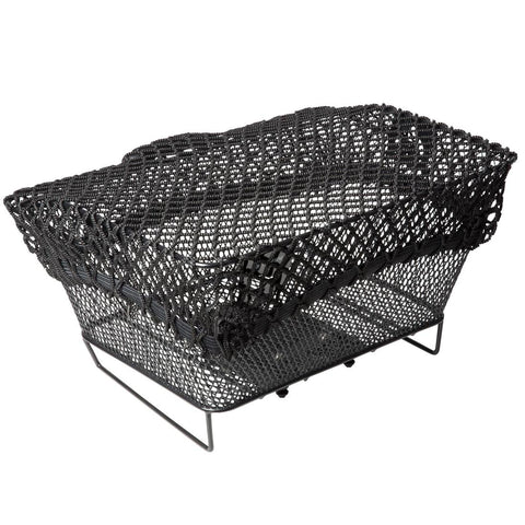 B'TWIN - Bike Basket Protective Net 13 to 23 Litres