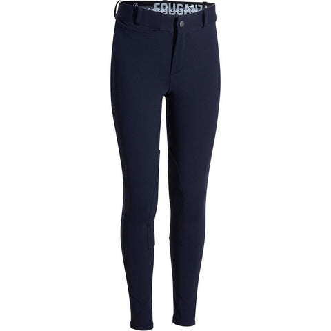 FOUGANZA - BR 100 Light Kids Horse Riding Jodhpurs