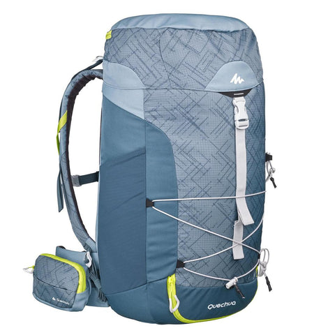 Adult Mountain Hiking Backpack 40L