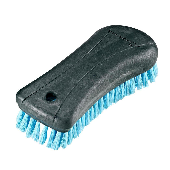 FOUGANZA - Schooling Soft Horse Riding Brush Large - Grey, photo 1 of 2