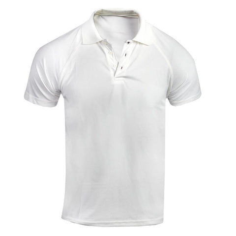 FLX - PW 900 Adult Half-Sleeve Cricket Polo Shirt