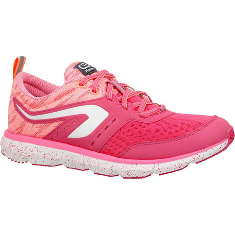 KALENJI - Womens Running Shoes - Eliorun - Pink