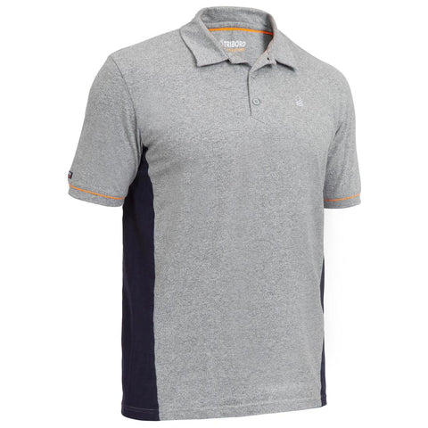 TRIBORD - 100 Men's Sailing Short-Sleeve Polo Shirt