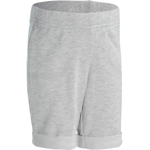 DOMYOS - 100 Baby Gym Shorts