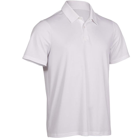 ARTENGO - Dry 100 Men's Tennis Polo Shirt