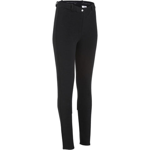 FOUGANZA - BR 100 Women's Horse Riding Jodhpurs