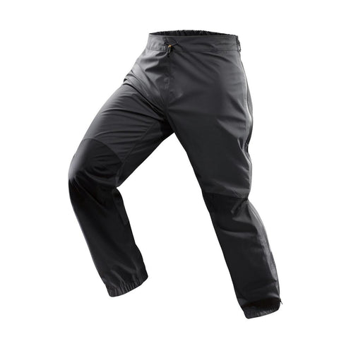 FORCLAZ - Trek 500 Men's Waterproof Trekking Over-Trouser