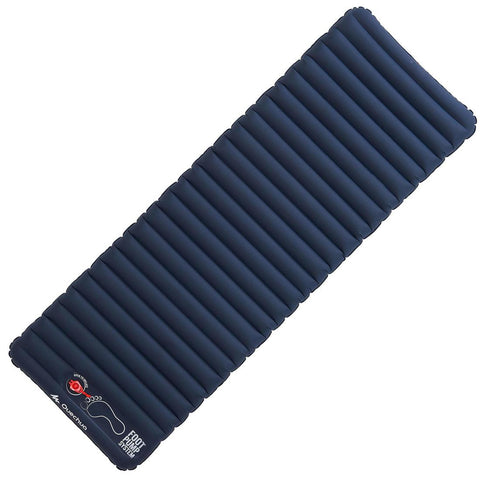 QUECHUA - Inflatable Camping Air Mattresses With Built-in Pump