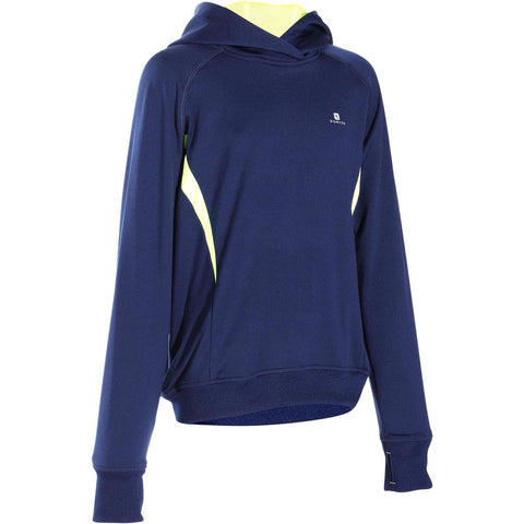 DOMYOS - 580 Boy's Gym Hooded Sweatshirt