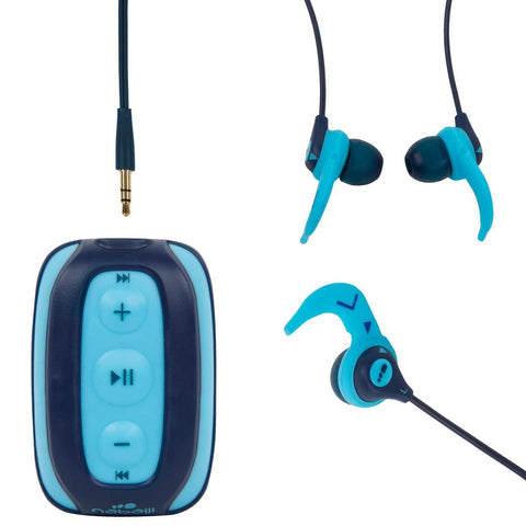 NABAIJI - Swimmusic 100 V2 Swimming MP3 Player & Headphones