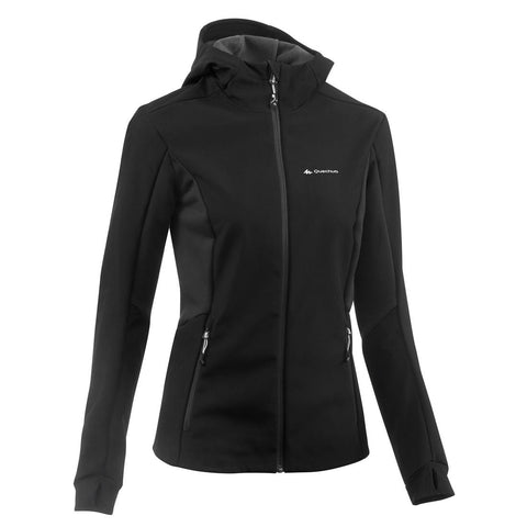 QUECHUA - Trek 900 Women's Hooded Trekking Fleece Jacket