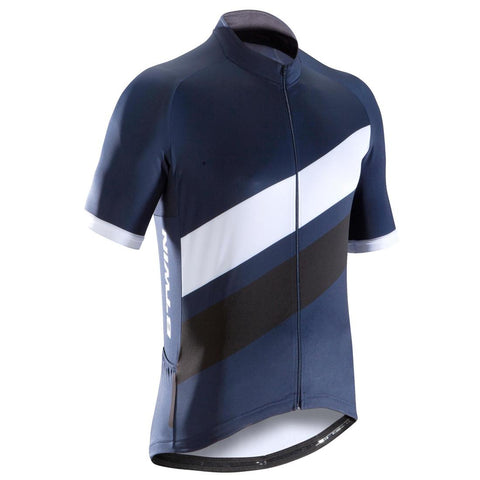 500 Men's Short Sleeved Cycling Jersey