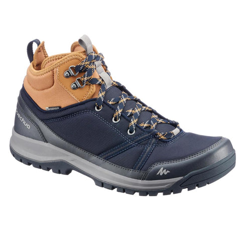 QUECHUA - NH 150 Men's Mid Waterproof Hiking Boots