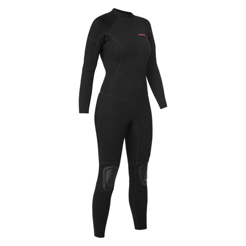 OLAIAN - Women's Neoprene Surfing Wetsuit (4/3mm)