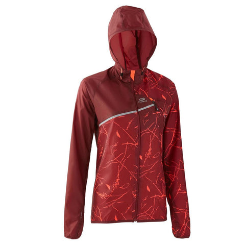 Windproof  Women's Trail Running Jacket