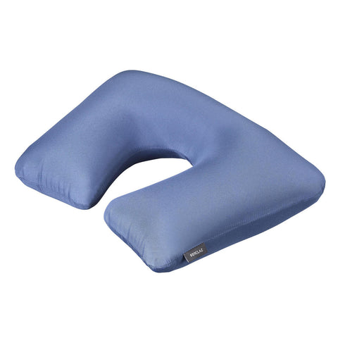 Trekking travel inflatable cushion